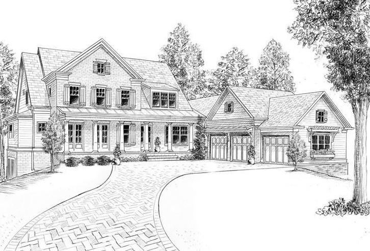 crossvine marietta ga sketch brightwater homes