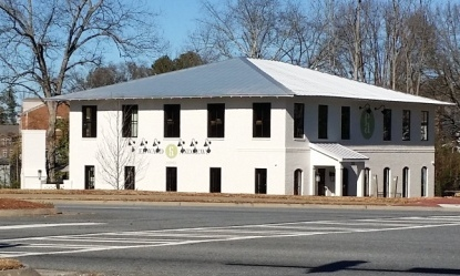 Edward Andrews Alpharetta Design Center Building