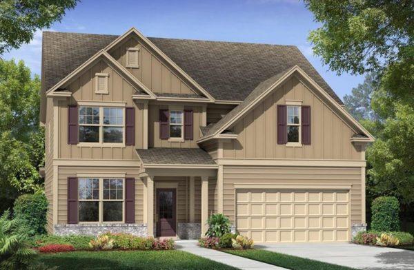 Home Design By Beazer Builder