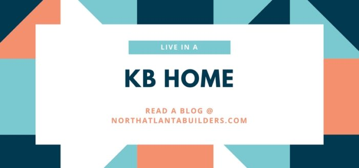 KB Home In North Atlanta Georgia